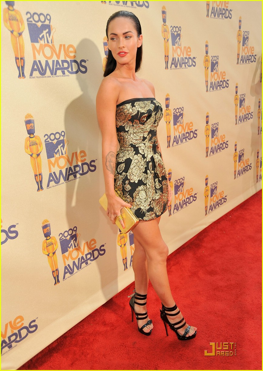 megan fox mtv movie awards 2009 021957991
