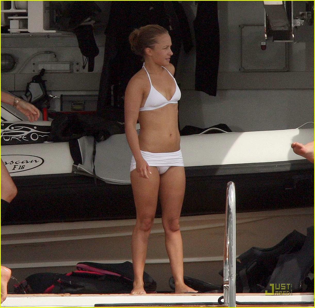 hayden panettiere white hot bikini 011941131