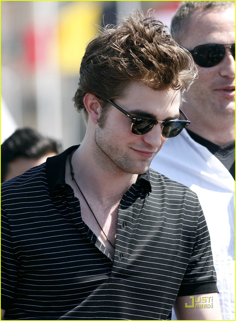 robert pattinson cannes film festival 20