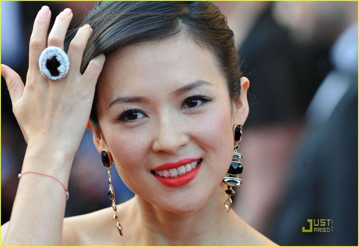 ziyi zhang wiki
