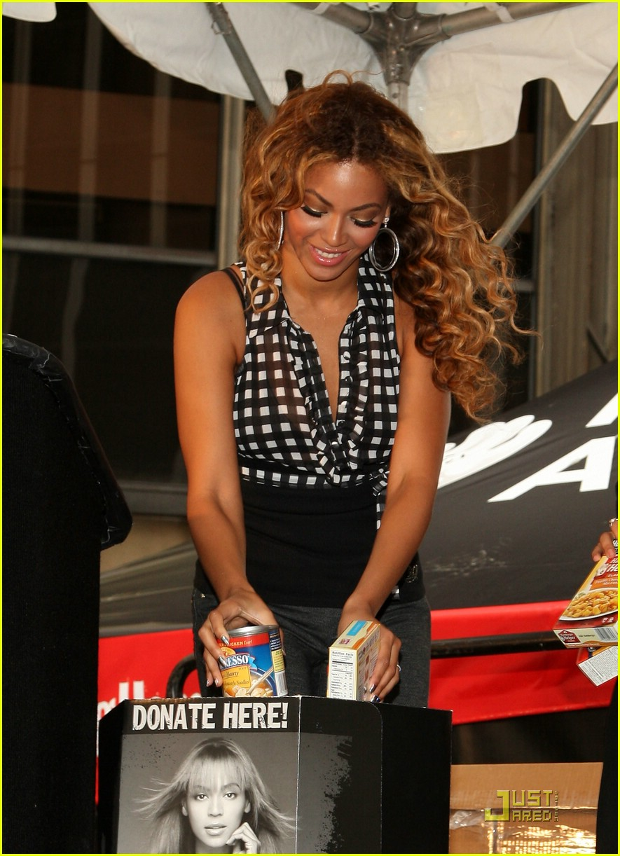 beyonce show your helping hand 132005481