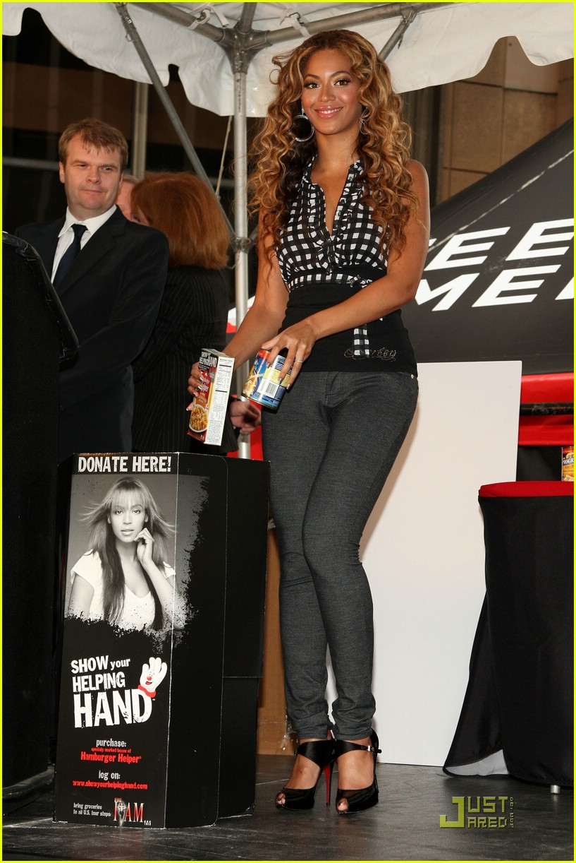 beyonce show your helping hand 142005491