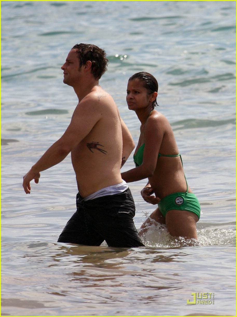 justin chambers et sa femme