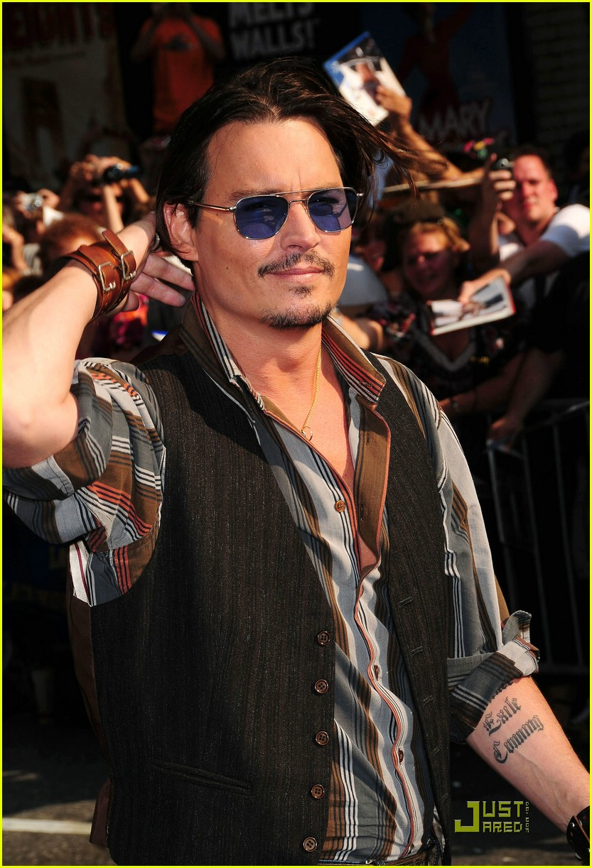 johnny depp loves the late show 02