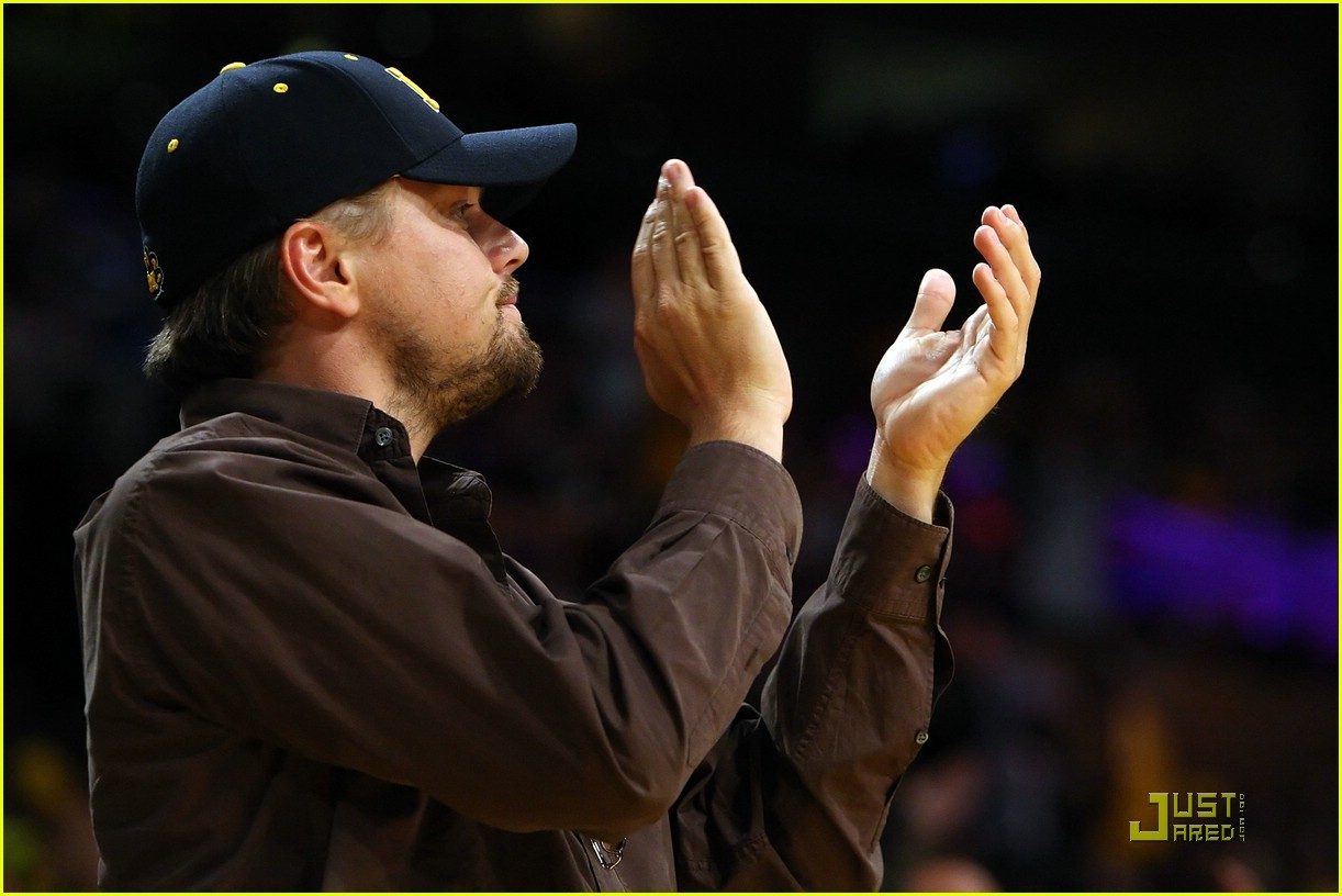 leonardo dicaprio is keen on kobe 011974911