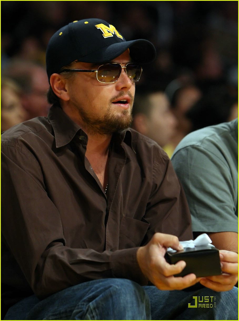 leonardo dicaprio is keen on kobe 051974951