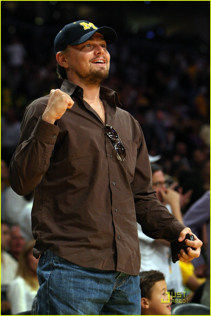 leonardo dicaprio is keen on kobe 07