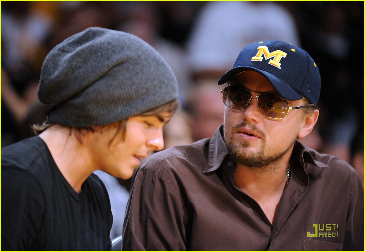 leonardo dicaprio is keen on kobe 12