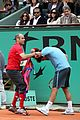 roger federer attacked at french open 02