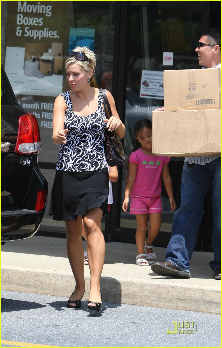 kate gosselin giant supermarket 13