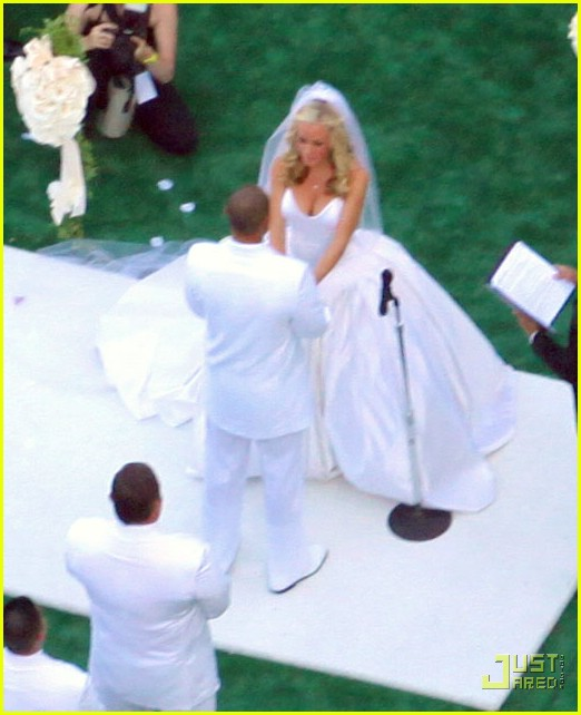 kendra wilkinson wedding pictures 05
