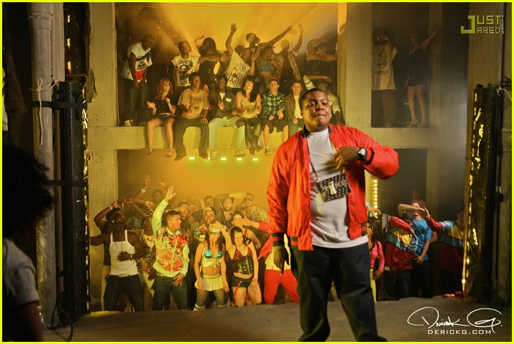 sean kingston fire burning music video 041981921