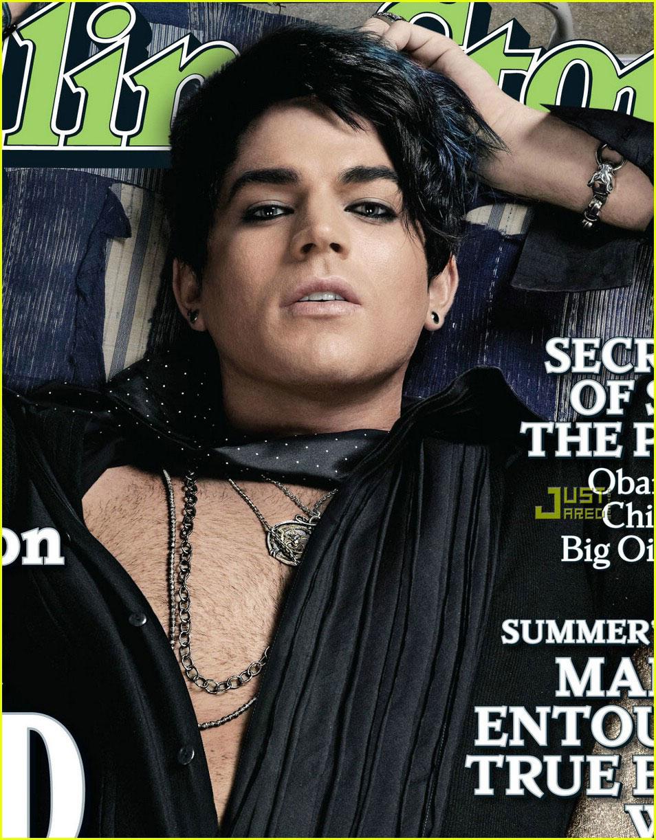 adam lambert gay rolling stone cover 011977661