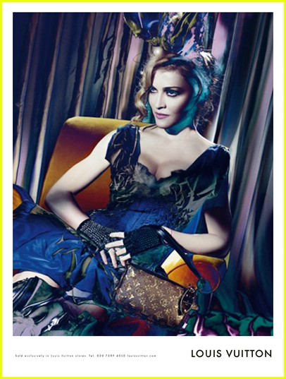 madonna louis vuitton ads 01