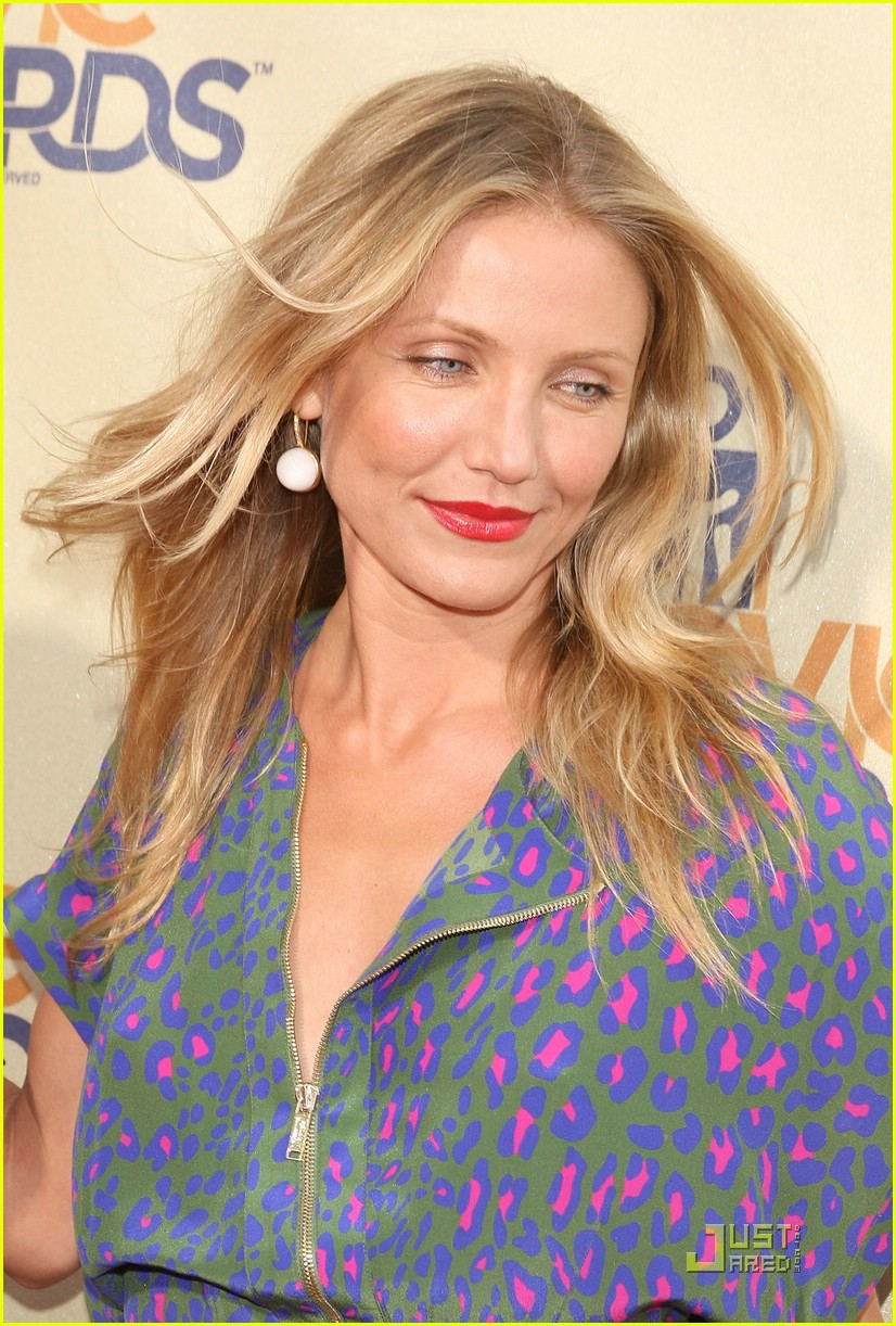cameron diaz mtv movie awards 2009 02