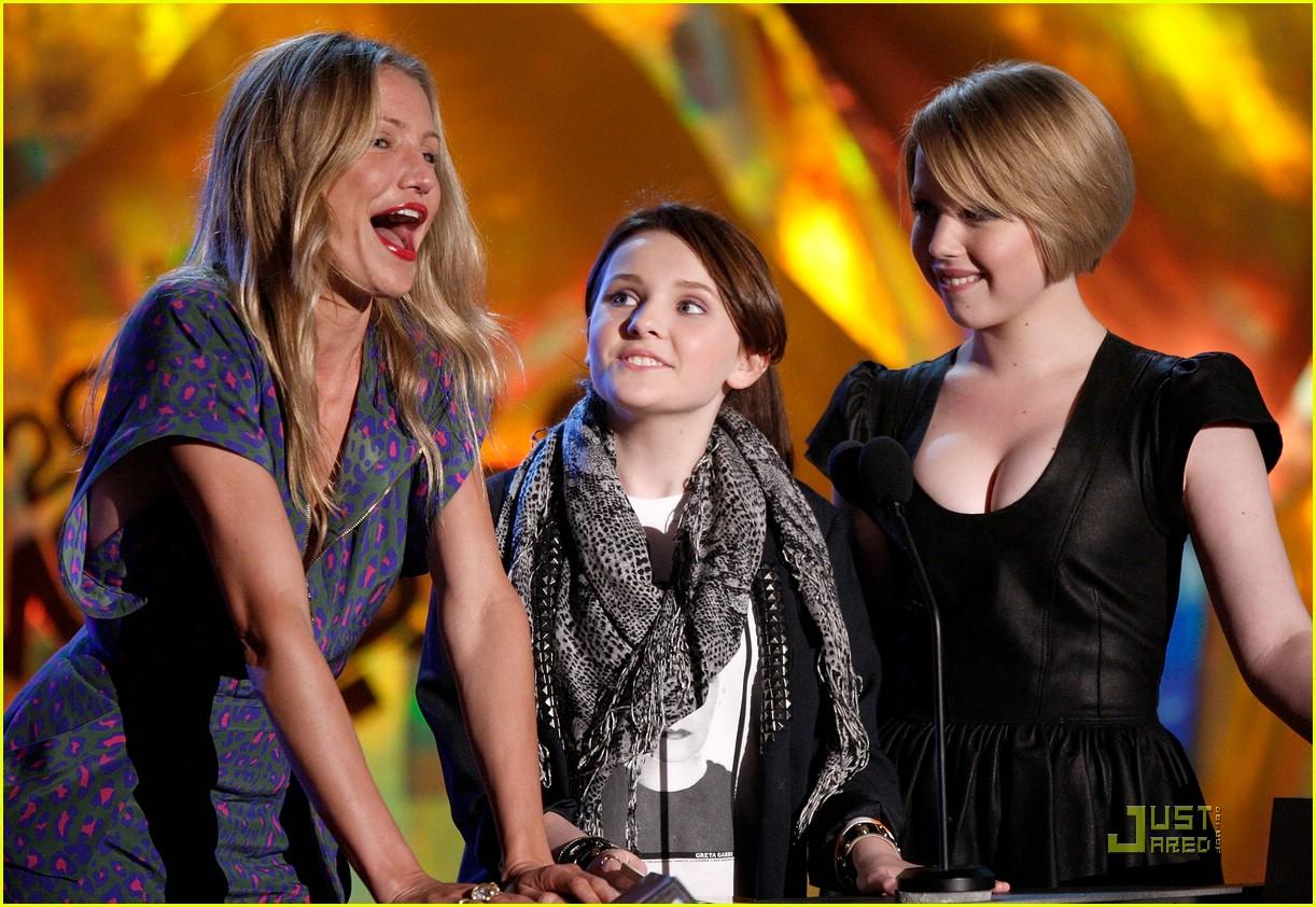 cameron diaz mtv movie awards 2009 131960761