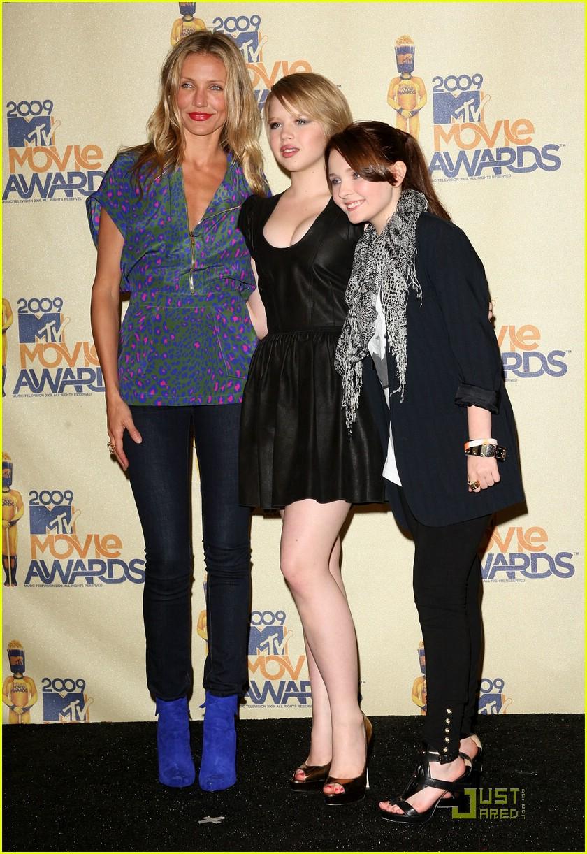 cameron diaz mtv movie awards 2009 16