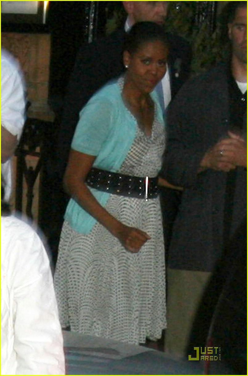 michelle obama london lady 041977081