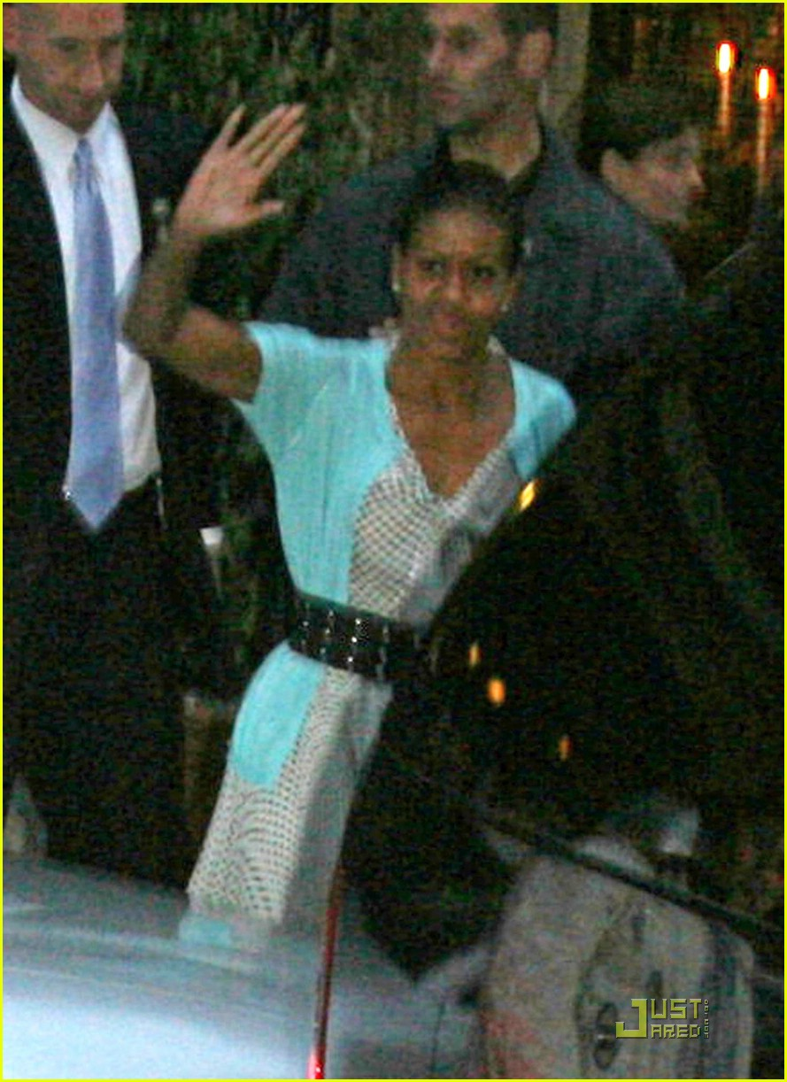 michelle obama london lady 051977091