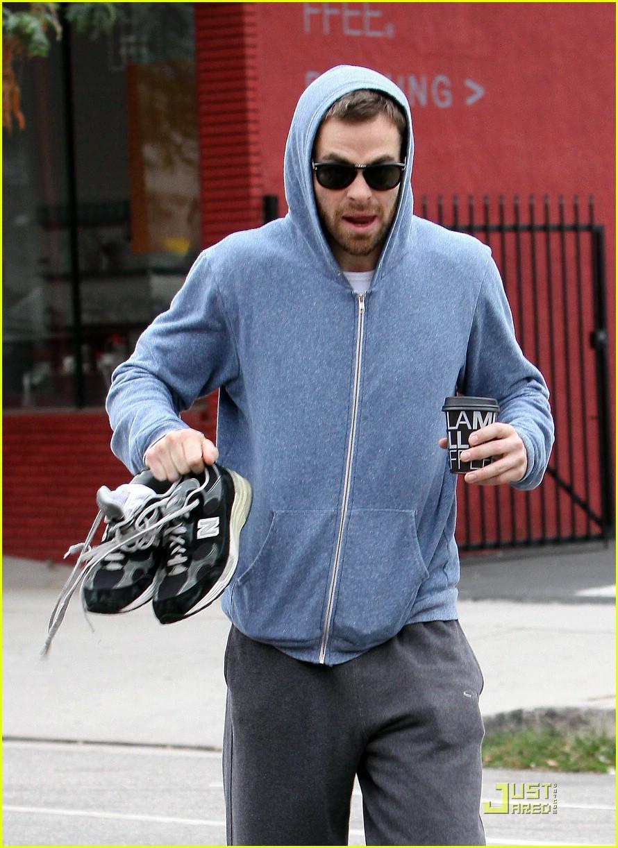 chris pine hoodie 041983891