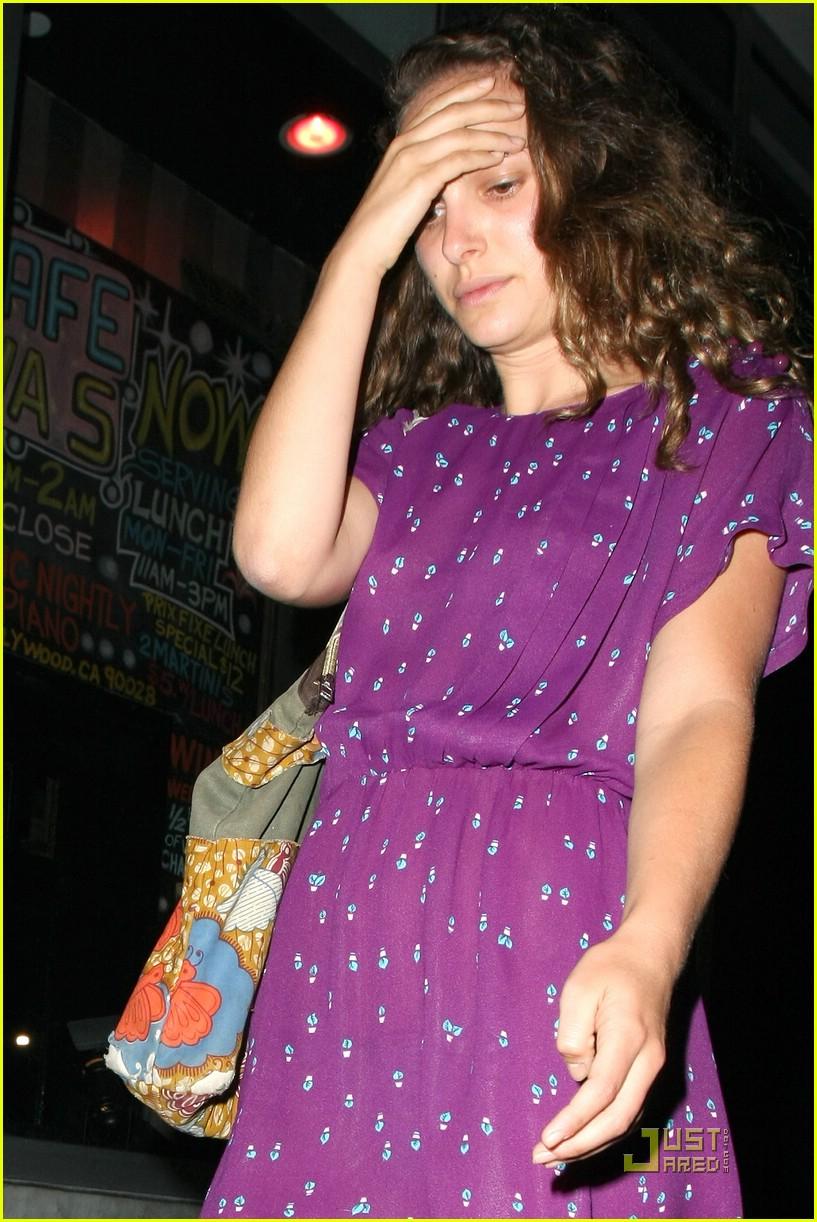 natalie portman awkward arclight 082009481