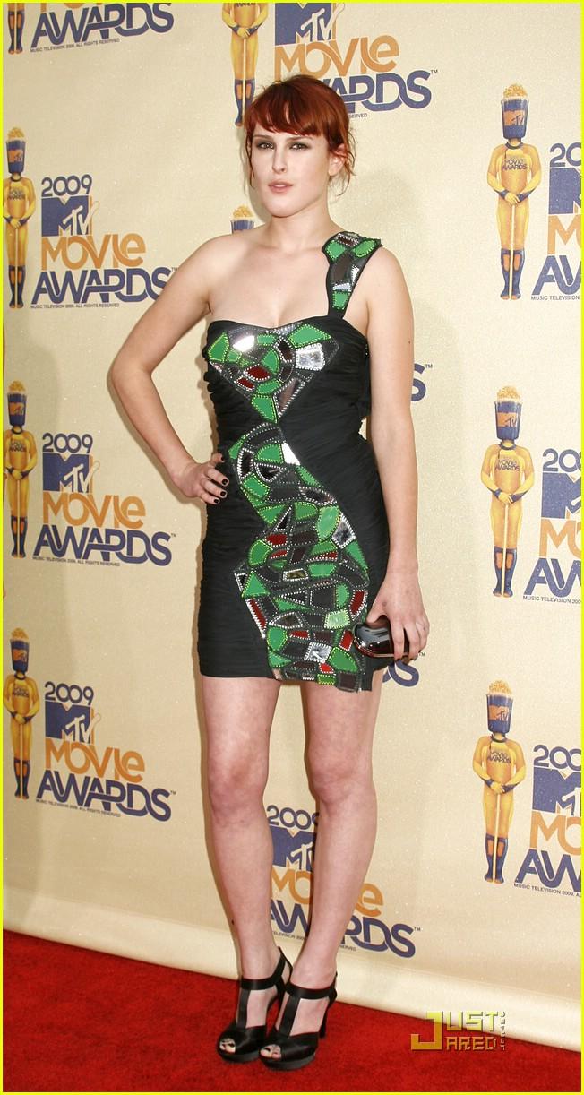 rumer willis mtv movie awards 2009 101958811