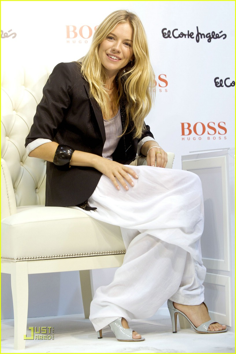 sienna miller boss orange 06