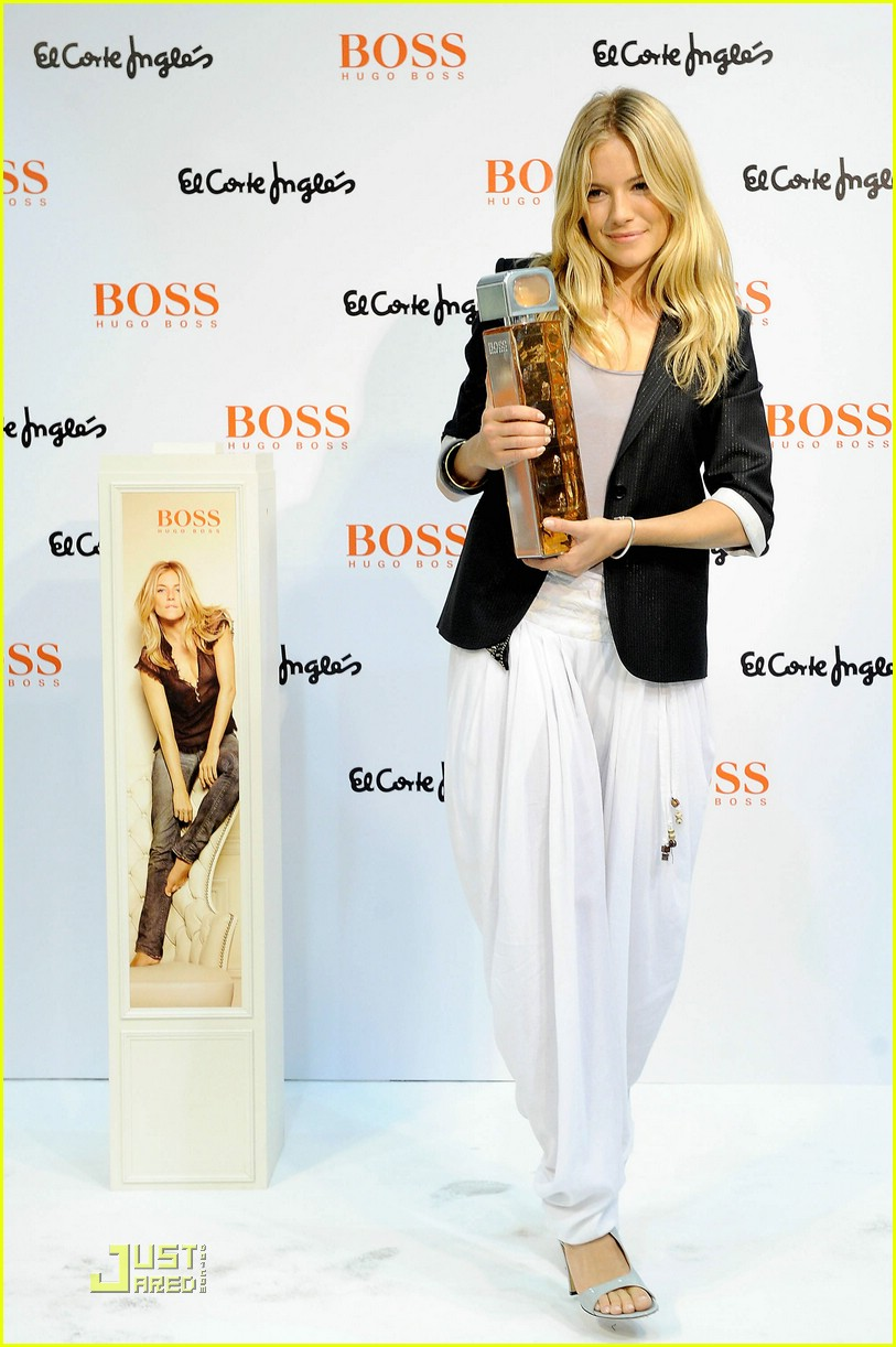sienna miller boss orange 08