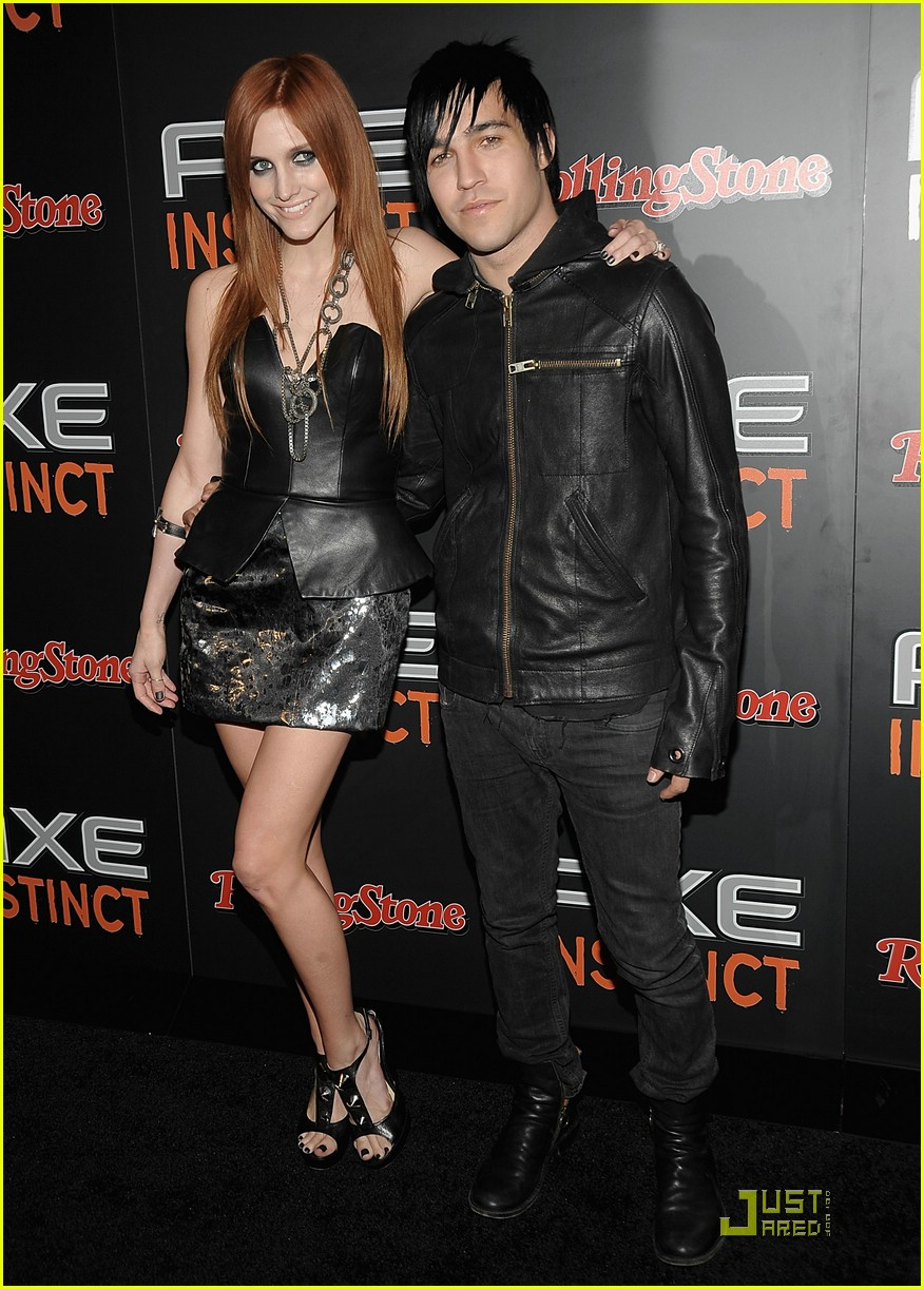 ashlee simpson has axe instincts 082011781