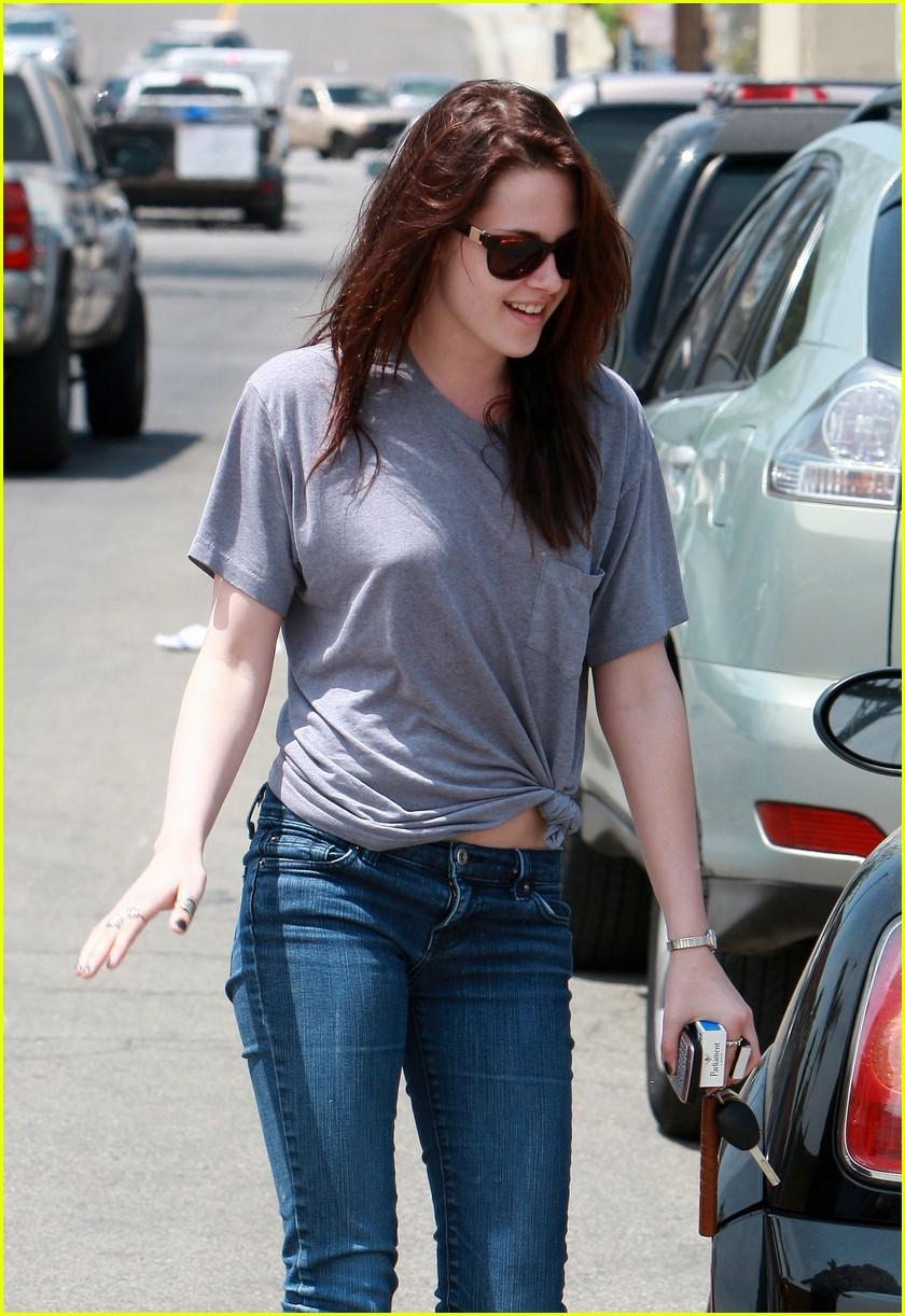 Kristen Stewart Just Jared