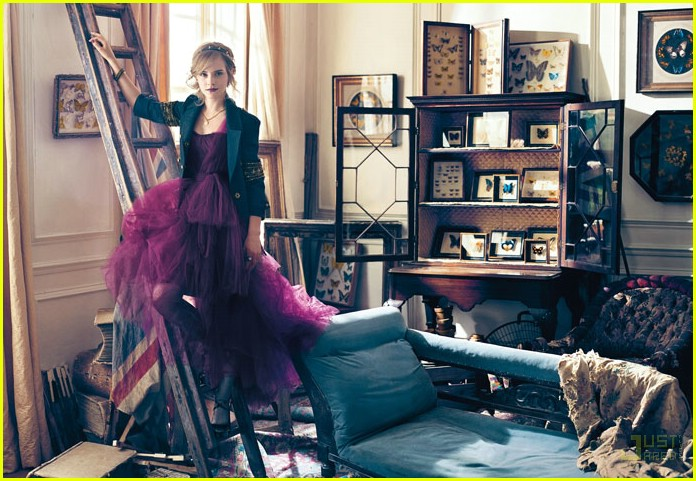 emma watson teen vogue august 2009 03