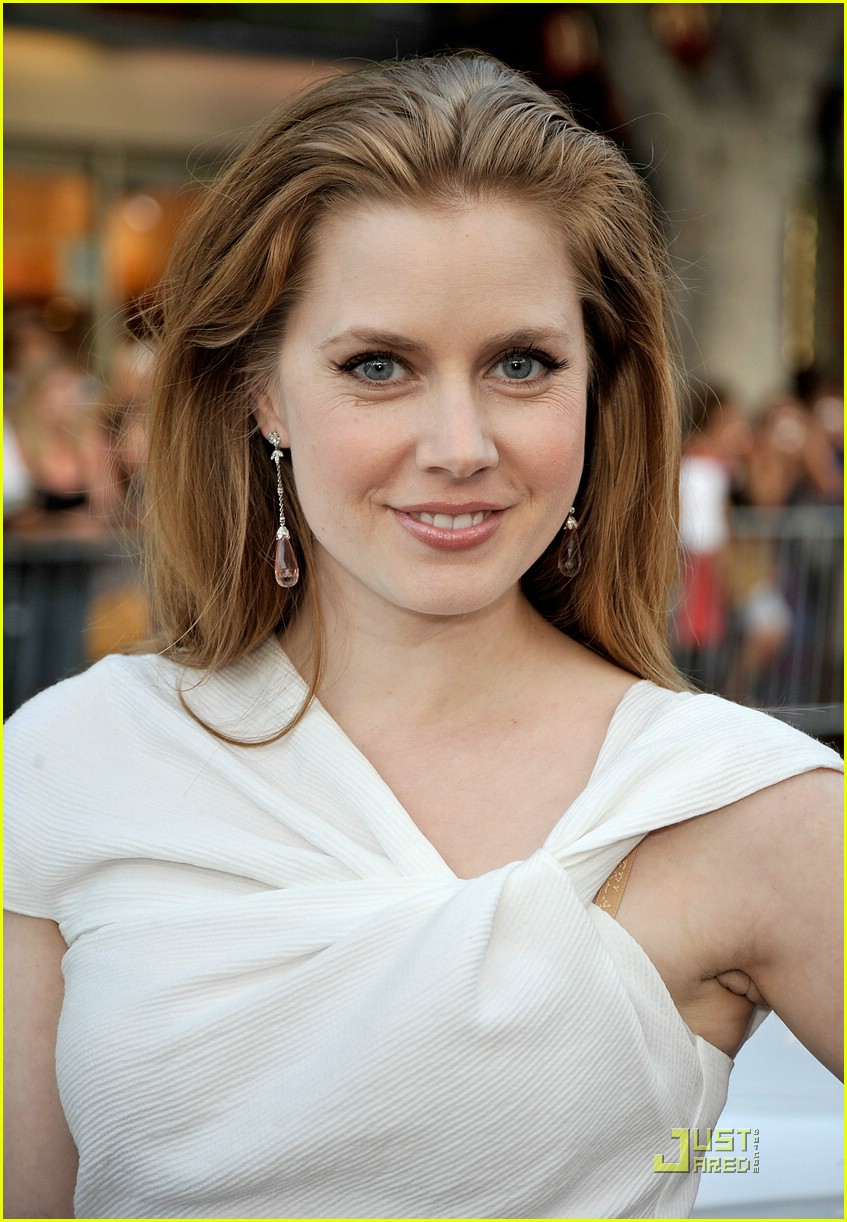 Dwayne Bowe Amy Adams is a Flighty...