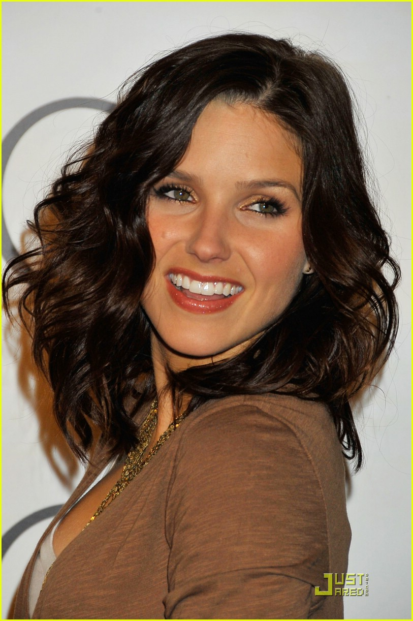 sophia bush open campus launch party 032039281