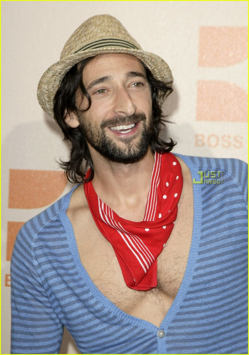 adrien brody chest hair 05