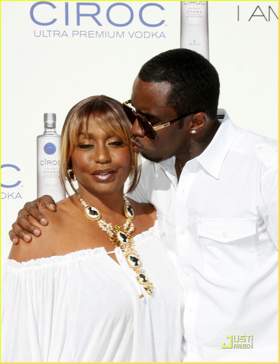 diddy twins white party 14