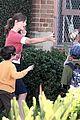 jennifer garner polka dot sweater 07