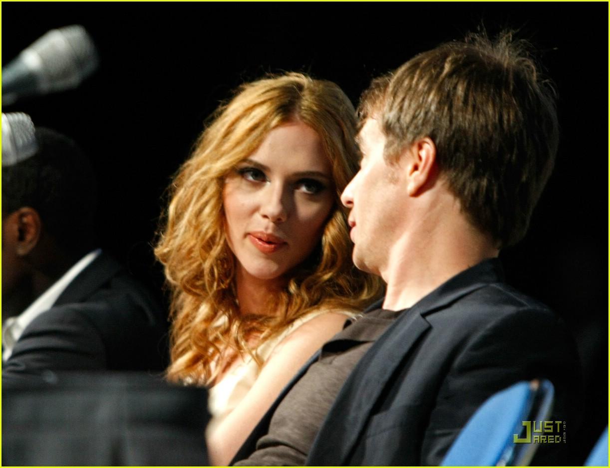 Sexo con Scarlett Johansson