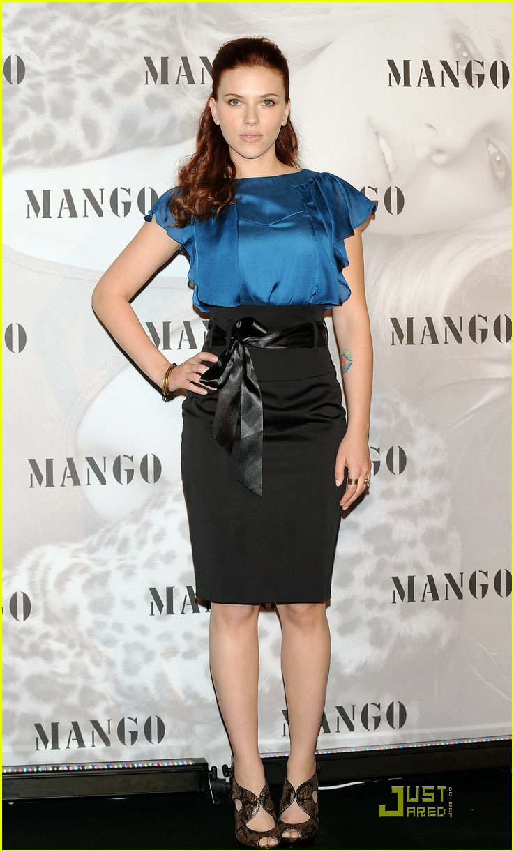 scarlett johansson new face of mango 25