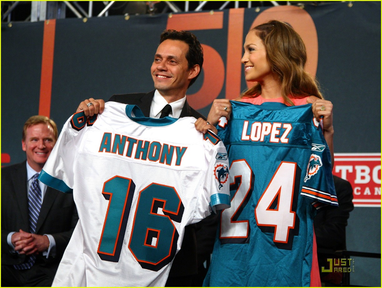 jennifer lopez dolphins marc anthony 092067781