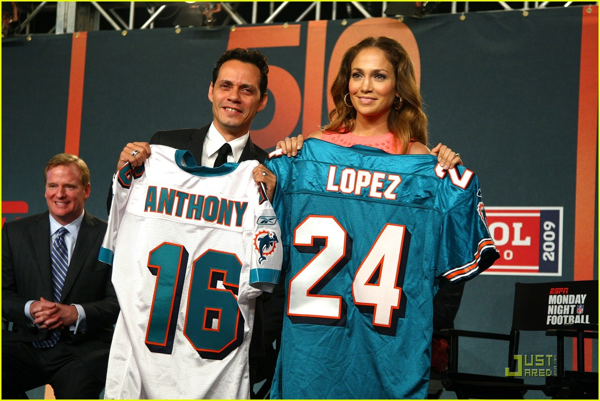 jennifer lopez dolphins marc anthony 112067801