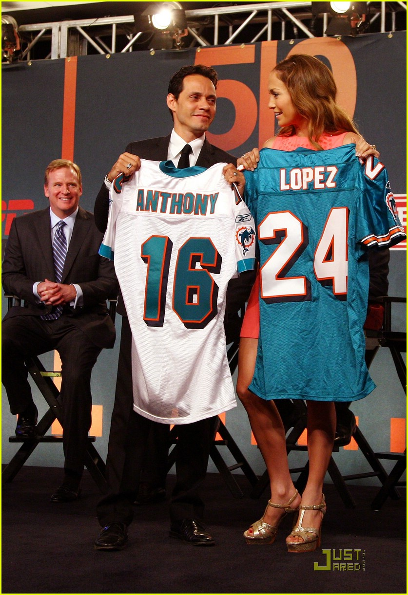 jennifer lopez dolphins marc anthony 16