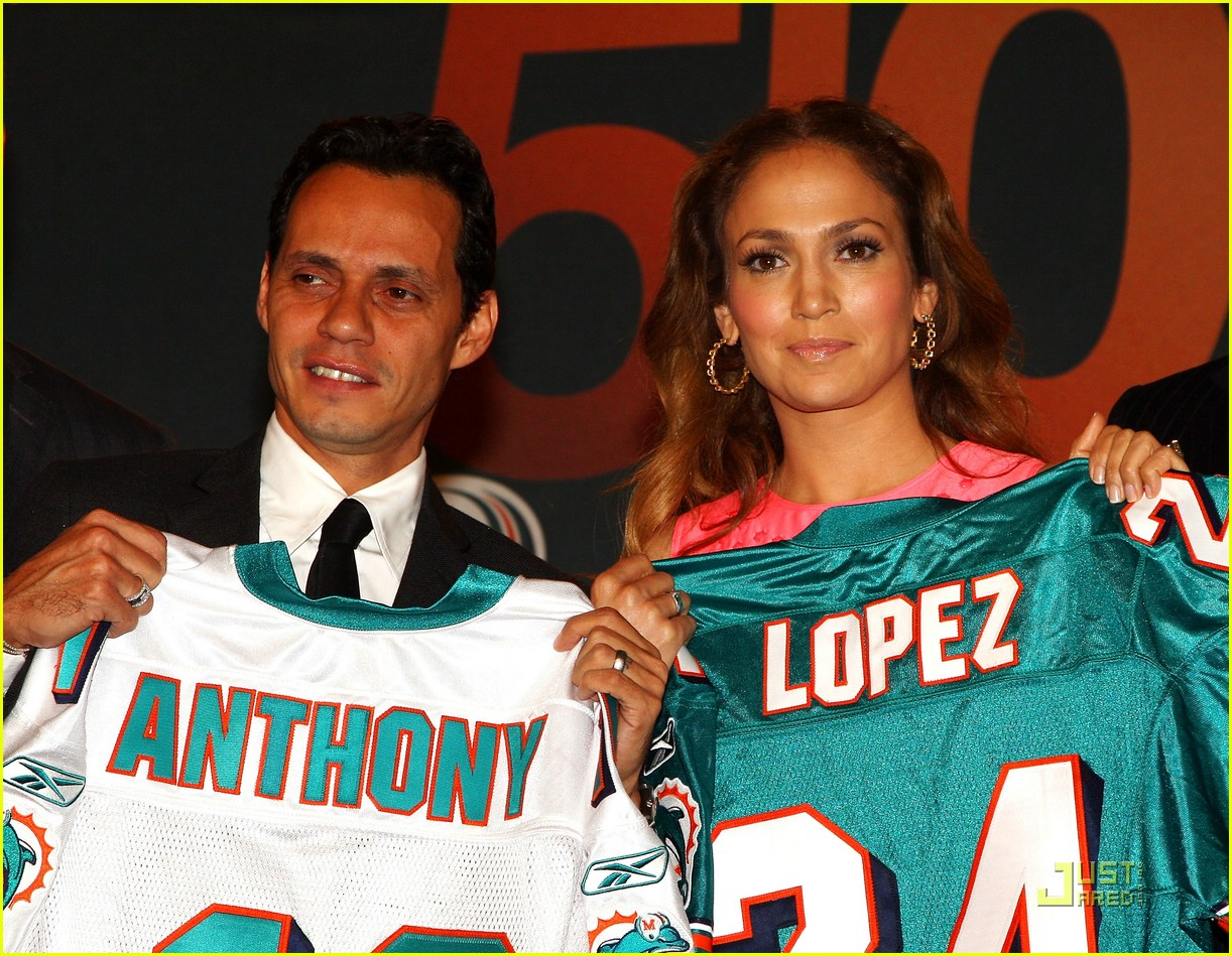 jennifer lopez dolphins marc anthony 202067891