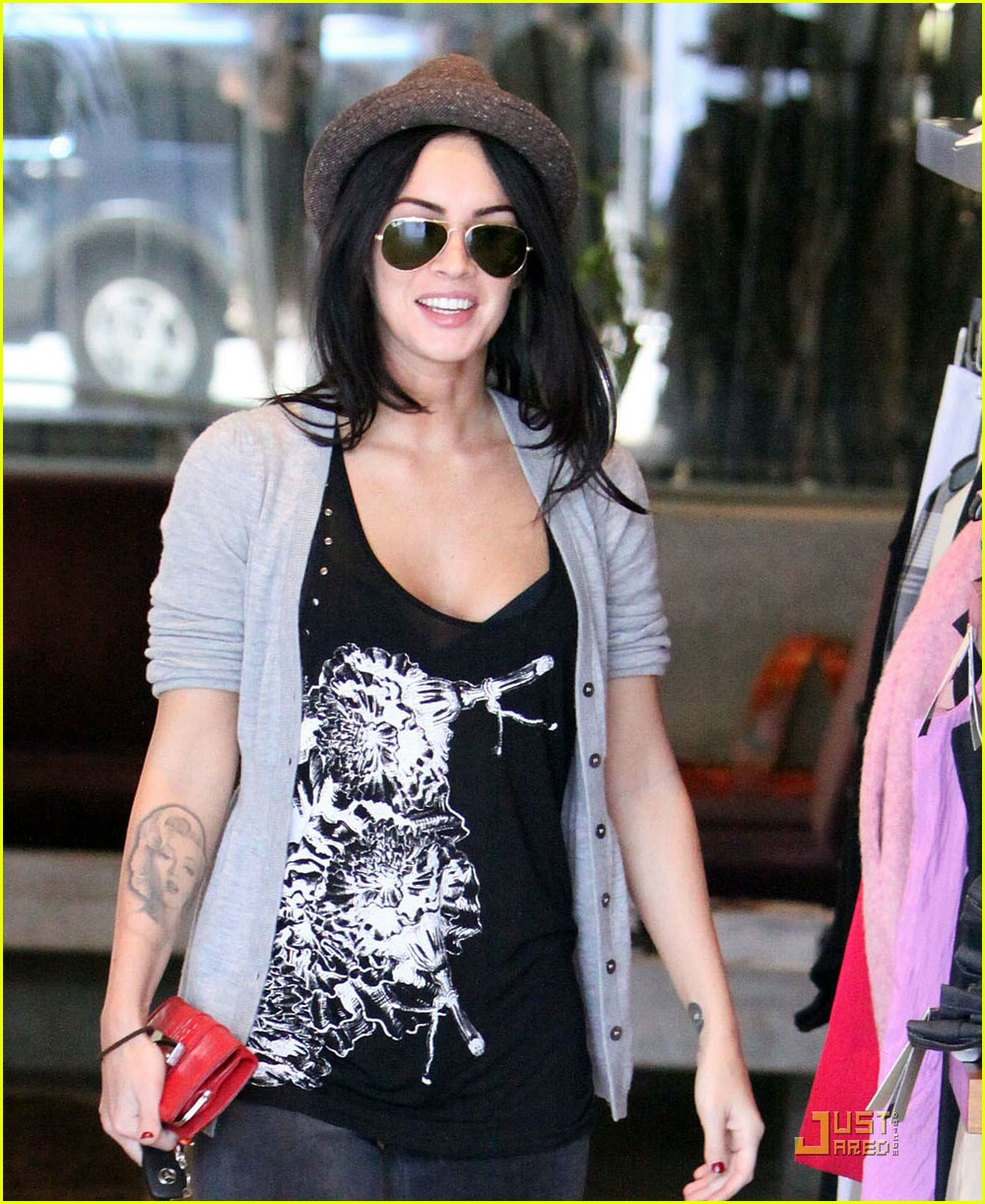 megan fox fedora 022047641