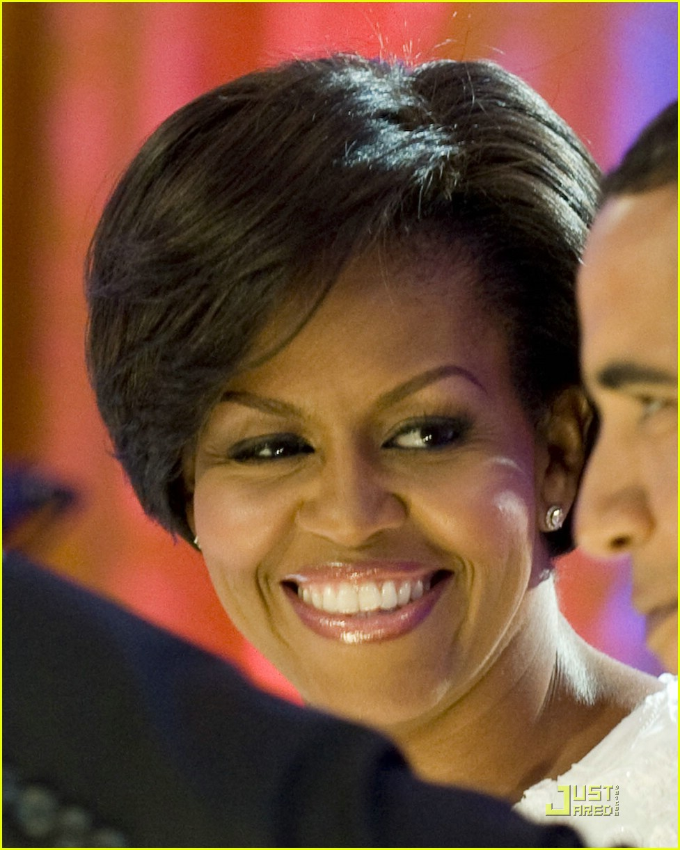 micro braid updo hairstyles : Michelle Obama Short Hairstyle 2015 Pictures to pin on Pinterest