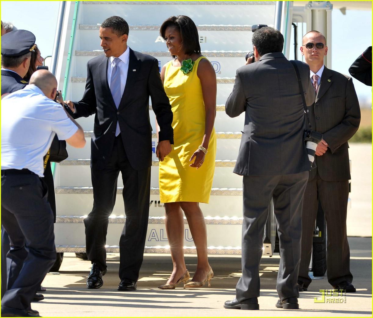 michelle obama hello yellow 042041421