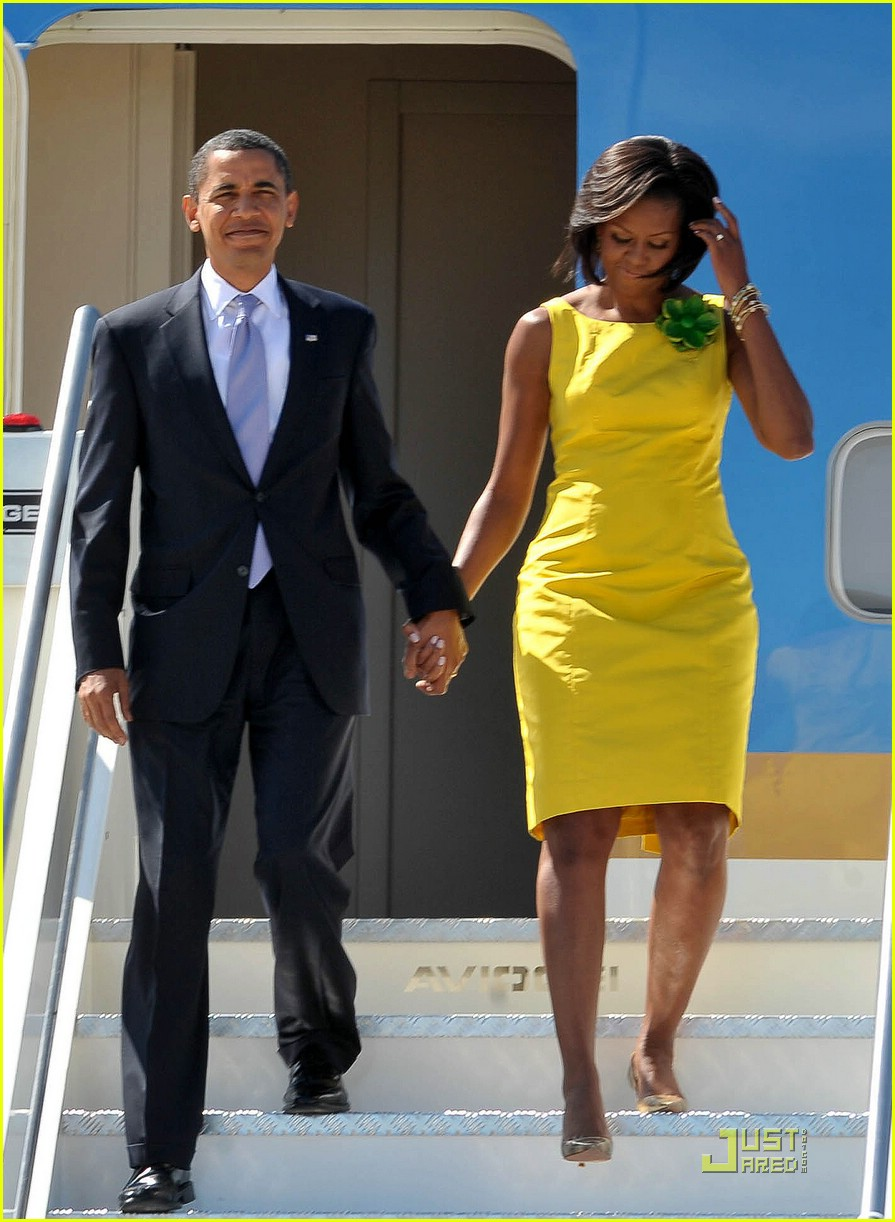 michelle obama hello yellow 082041461