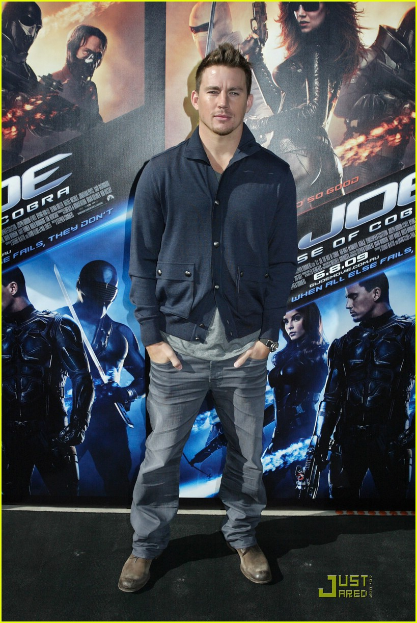 channing tatum go gi joe 142062821