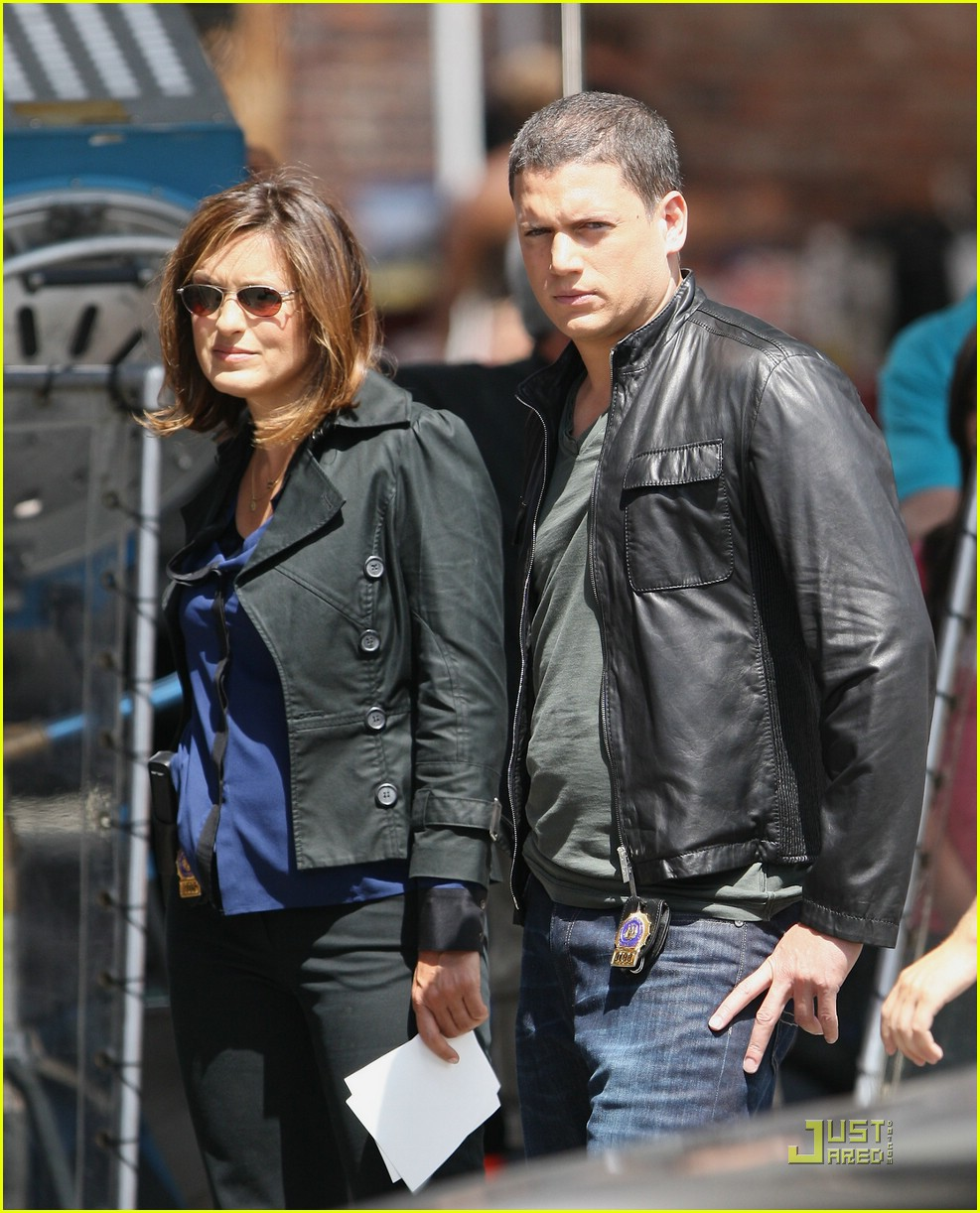 wentworth miller nate kendal law and order svu 052040451