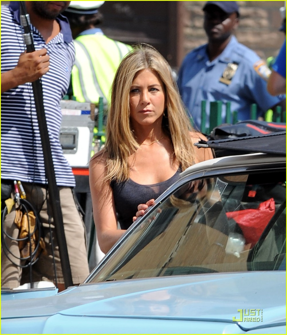 jennifer aniston handcuffed hottie 10