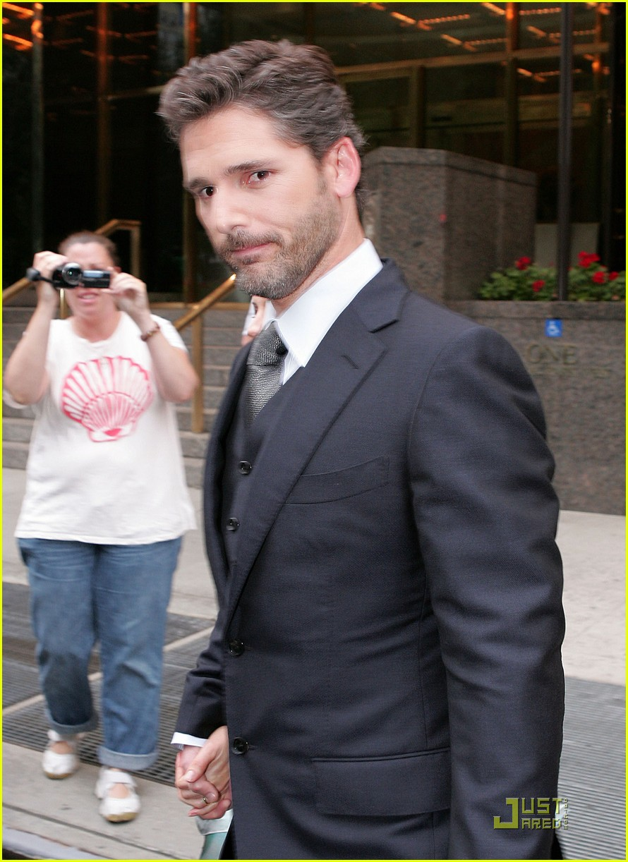 Eric Bana And The Real Traveler S Wife Photo 2127031